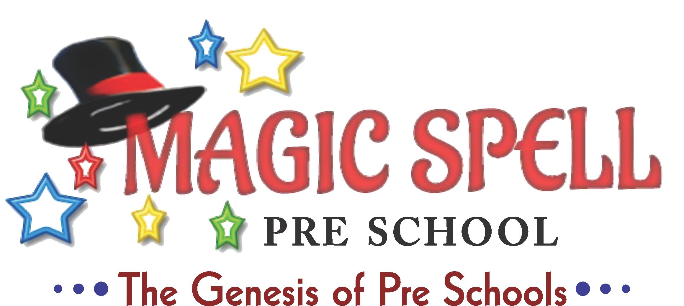 Logo of magicspell school